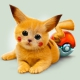 Creative_Wallpaper_____Red_kitten_pokemon_085585_23